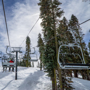 Yosemite Ski and Snowboard Lifts