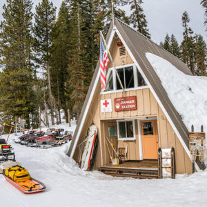 Search and Rescue Hut