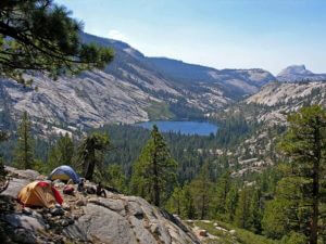 Merced Lake & back of Half Dome_Kenny Karst