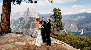 Plan Your Dream Yosemite Wedding