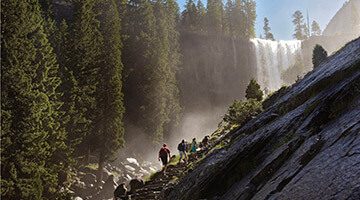 Your Essential Yosemite Scenic Attractions
