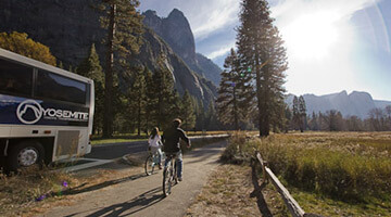 Yosemite Valley Bicycle Rental Schedule Update