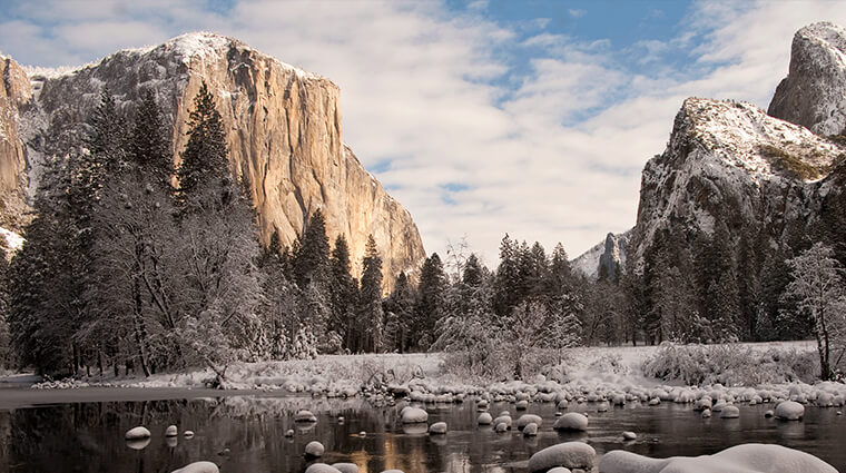 Government Shutdown, Access to Yosemite Open with Limited Services