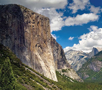 El Capitan Discover Yosemite National Park