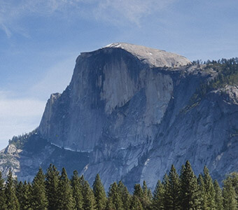 Half Dome by Patrick Pike