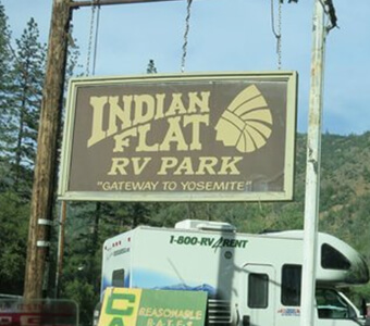 Indian Flat RV Campground