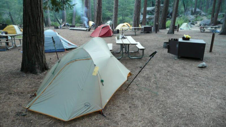 Yosemite National Park Camping: What to Do When Campsites Are All Booked