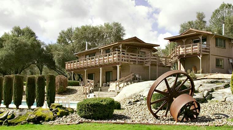 Bed And Breakfast Mariposa Ca