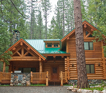 Book 7 (seven) nights and get one night FREE! Anytime at The Redwoods!