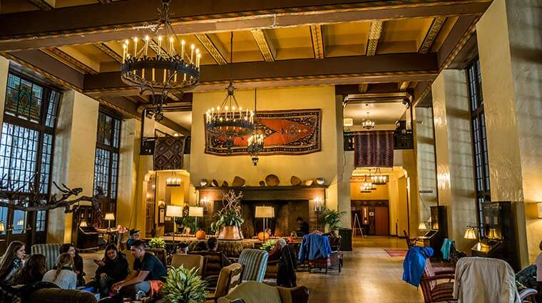 The Majestic Yosemite Hotel Mariposa Lodging