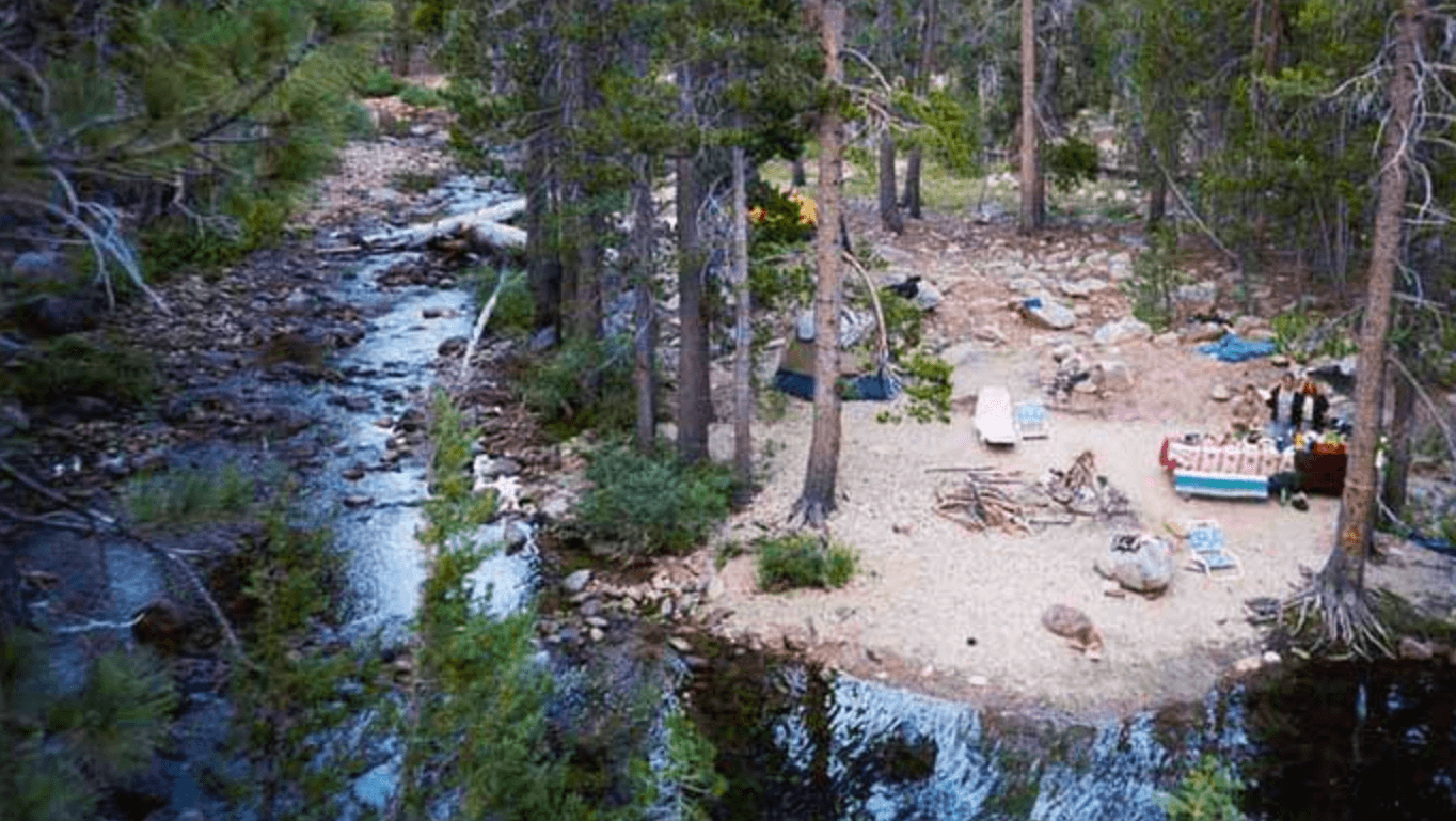 yosemite creek campground | discover yosemite national park