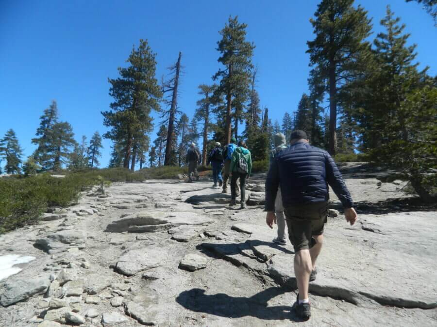 Yosemite Hiking