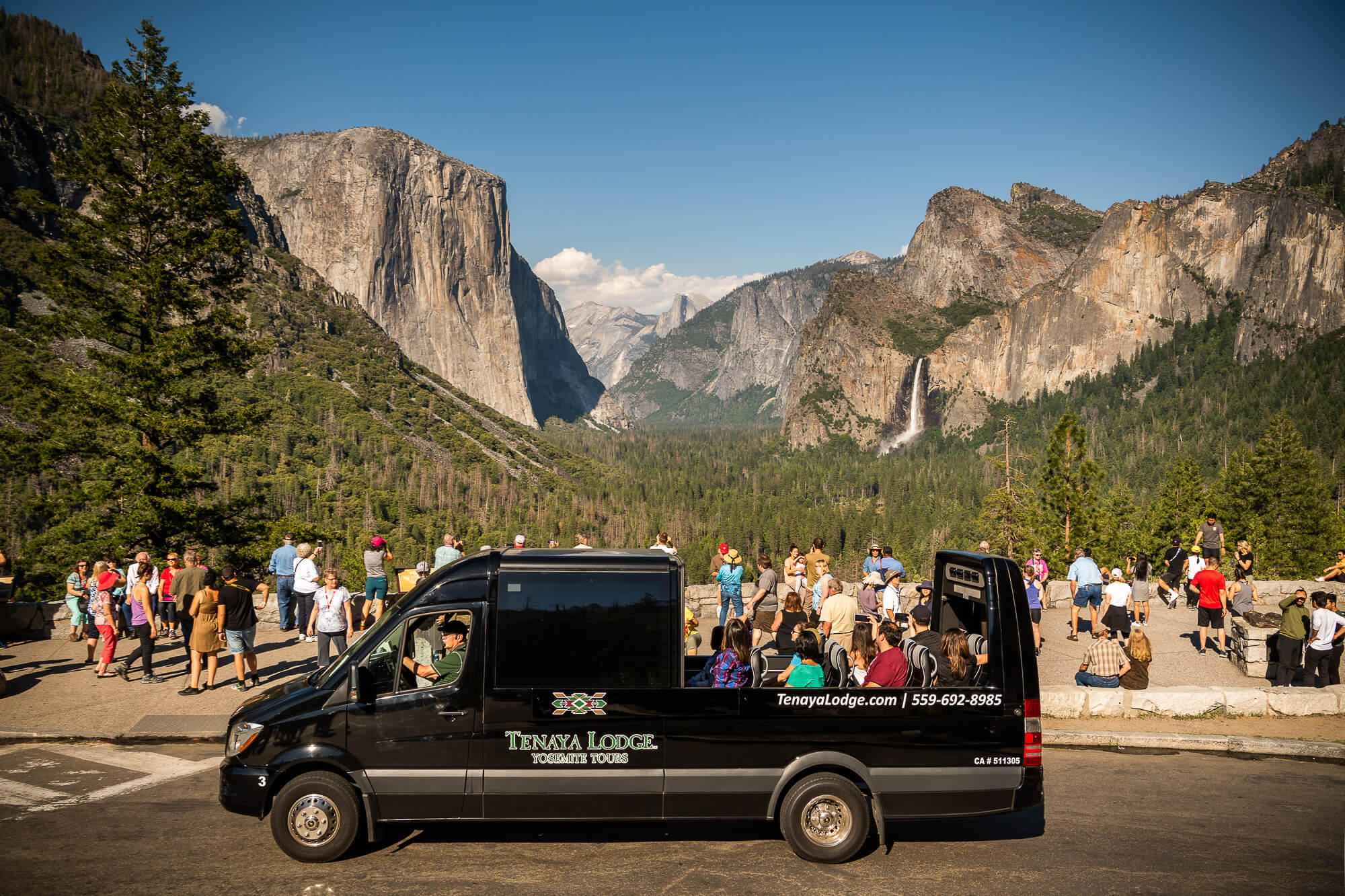 Tenaya Lodge Yosemite Tours - See It All In A Day!