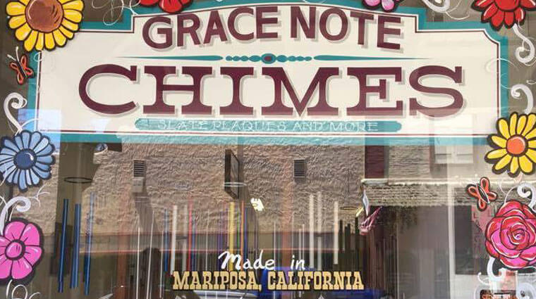 Grace Note Chimes Discover Yosemite National Park