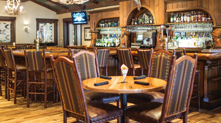 Jackalopes Bar & Grill at Tenaya Lodge