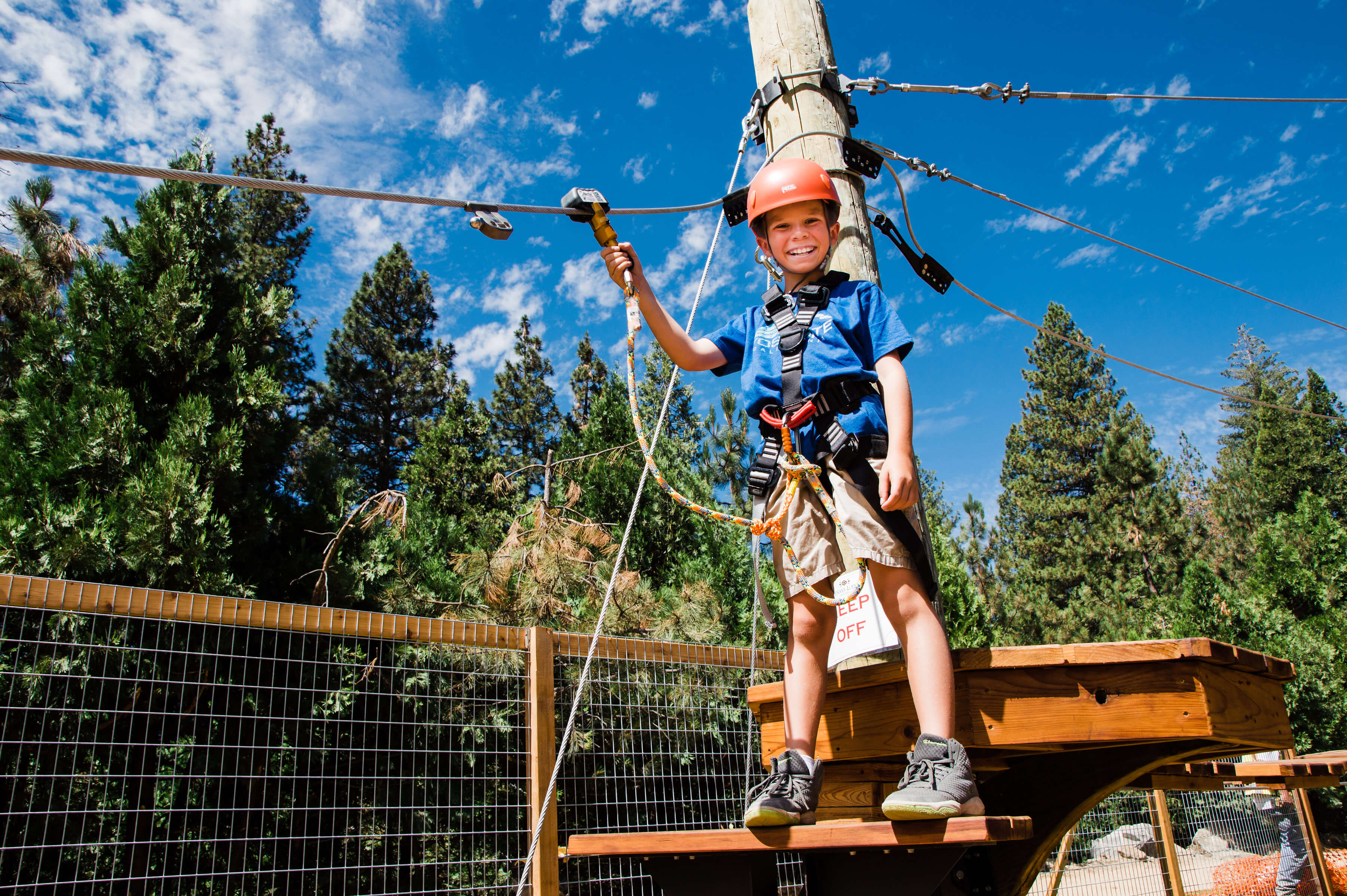 Kids Adventure Course – Special Pricing
