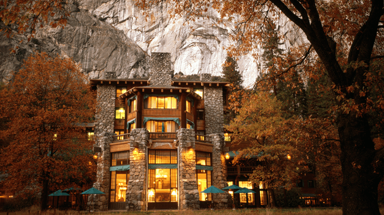 The Majestic Yosemite Hotel Mariposa Lodging Next