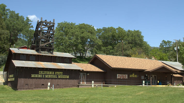 California State Mining & Mineral Museum