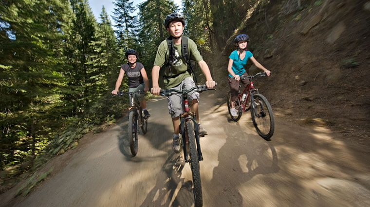 Tenaya Lodge Mountain Biking