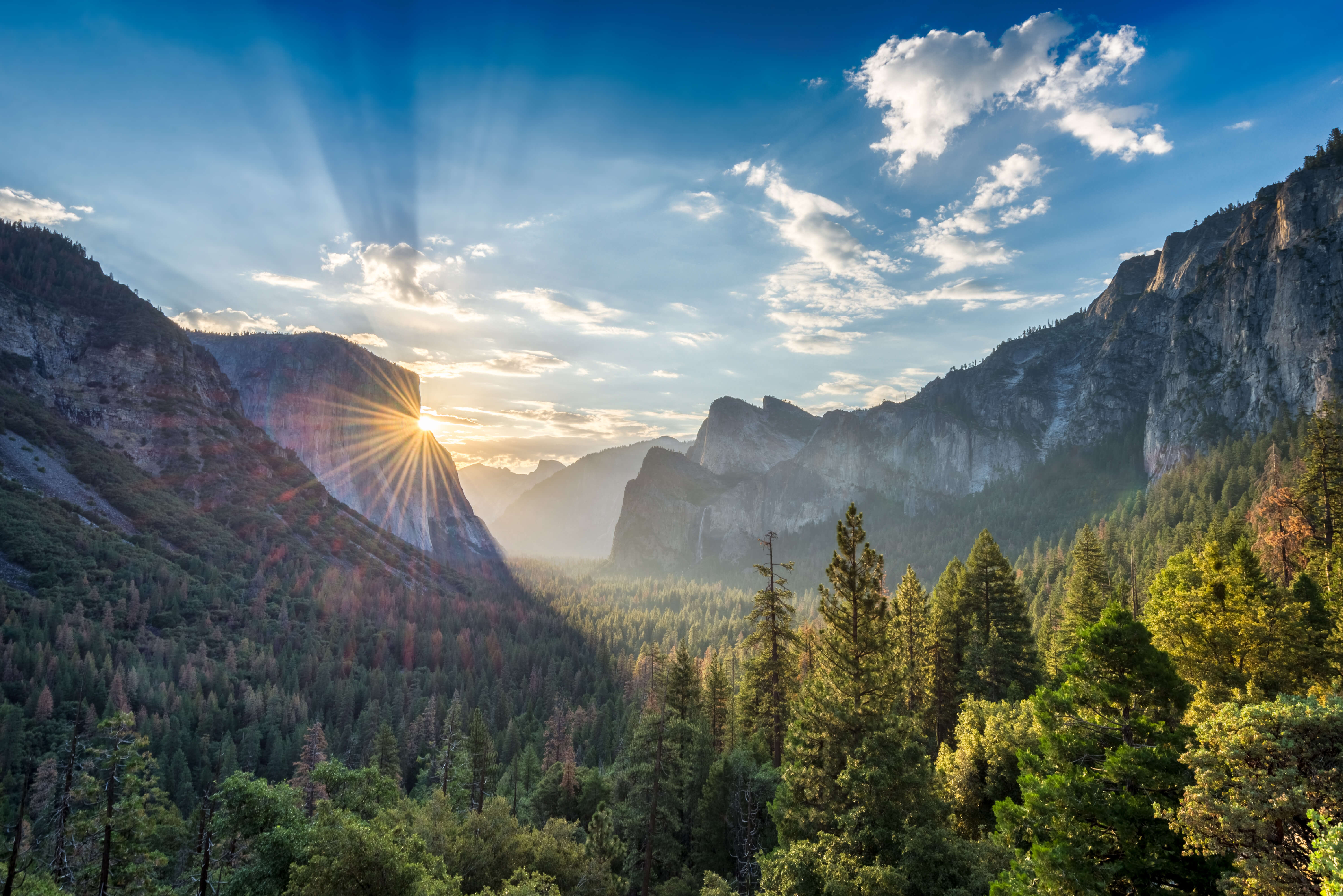 Breakfast for Two + FREE Yosemite Park Pass when you book at Two-Night Stay*