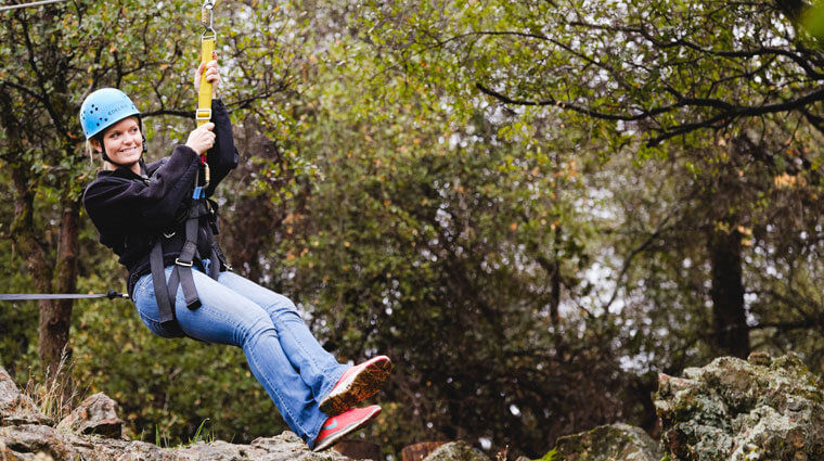 Yosemite Zip lines & Adventure Ranch
