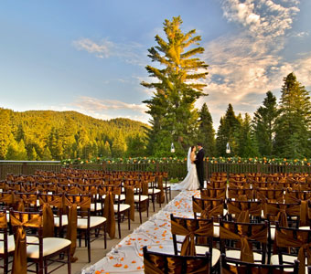 Tenaya Lodge at Yosemite Weddings