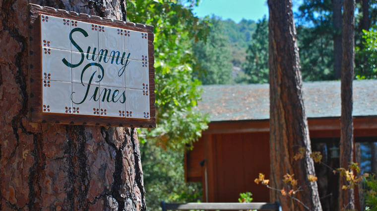 Sunny Pines Cottage Mariposa Lodging