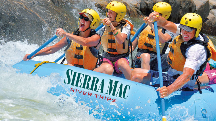 Sierra Mac Rafting