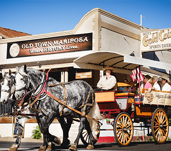 Explore Mariposa's Old Town: Gold Rush, Gold Ales, Gold Oils!