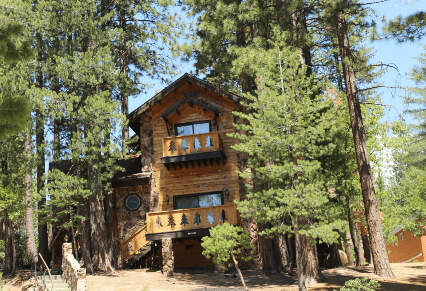 park homes in rent vacation featured yosemite rentals cabins for national rental
