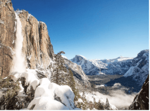 Where can I stay in Yosemite during the winter?