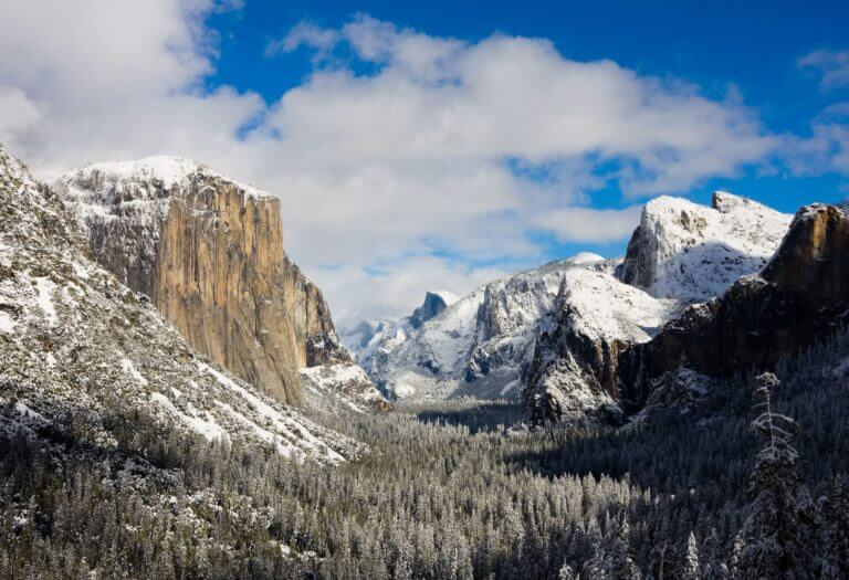 Ring in 2019 with these Yosemite New Year's Events
