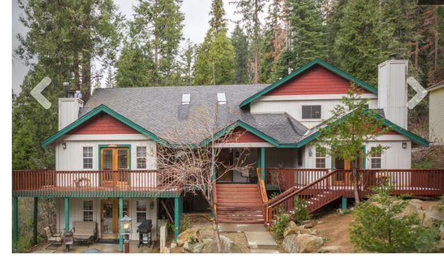 10% Off at Yosemite Grand Vacation Rentals