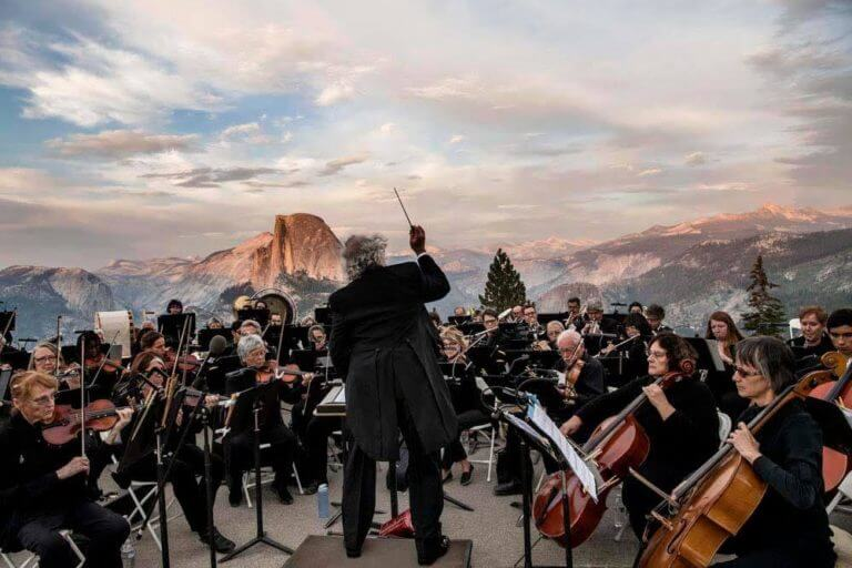 Mariposa Symphony Orchestra's Spring Concert