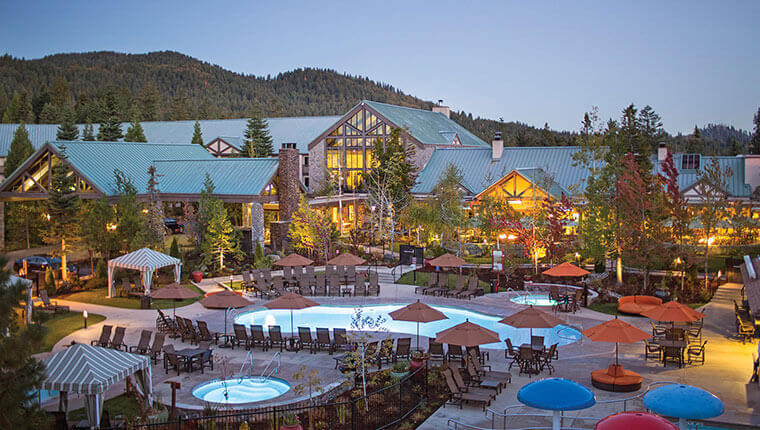 Events at Tenaya Lodge