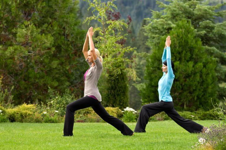 Spring Wellness Weekend at Tenaya Lodge