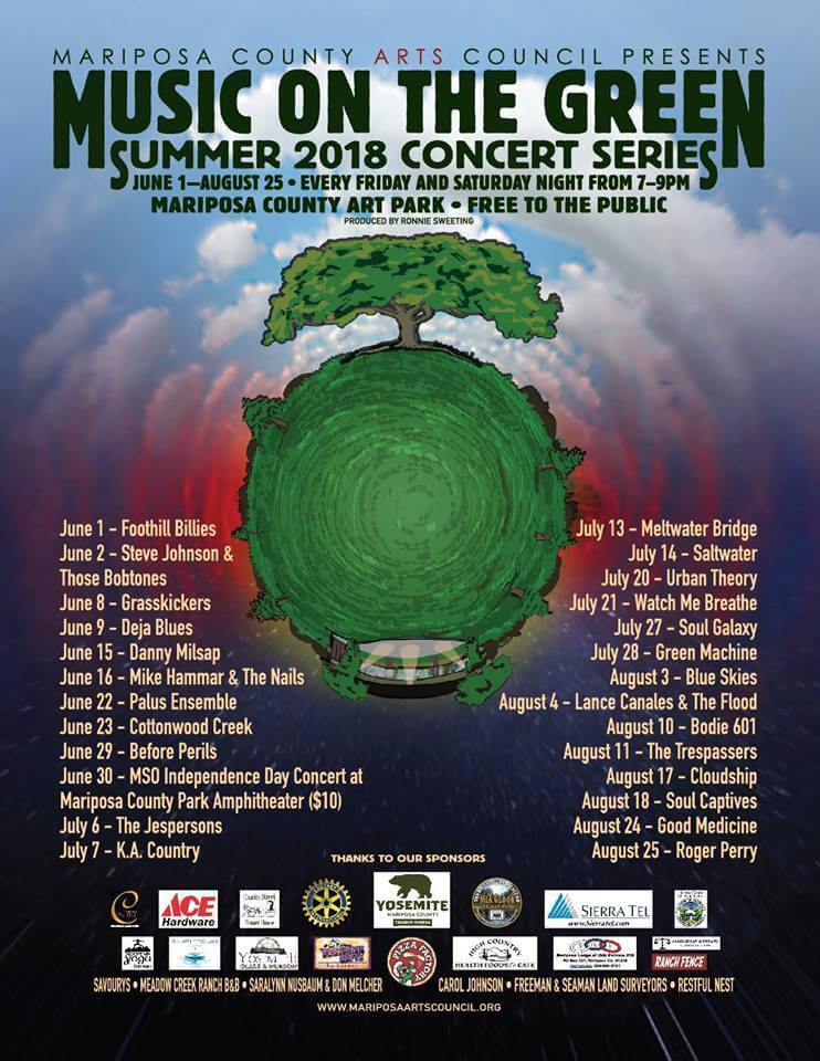 Music on the Green Summer Concert Series
