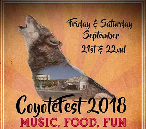 CoyoteFest, Coulterville, Mariposa County, Yosemite region, Parade, Festival