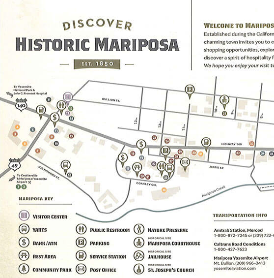 Learn More About Mariposa!