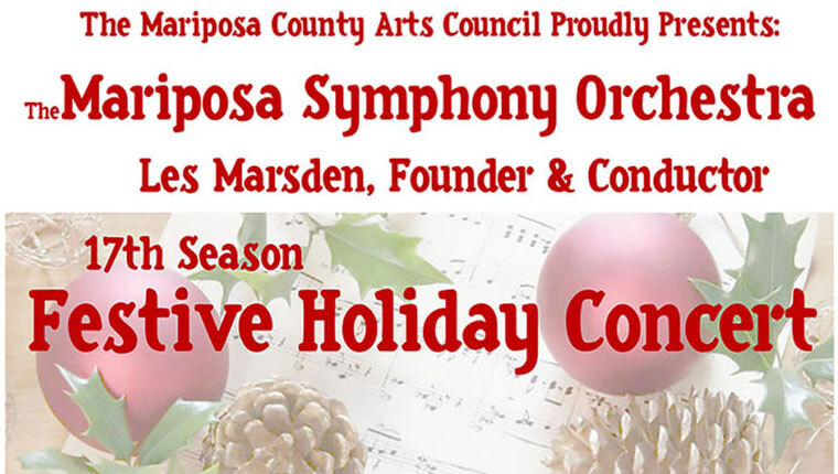 Mariposa County Orchestra
