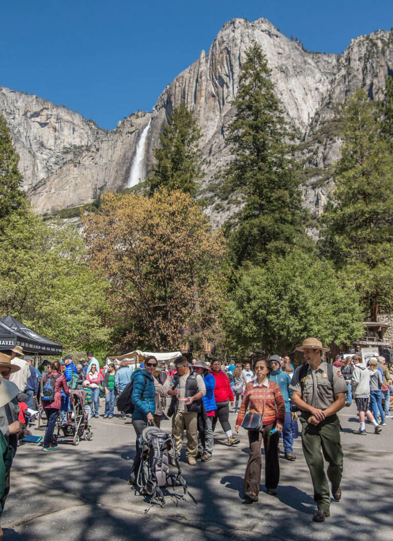 Yosemite National Park Earth Day Celebration - April 20, 2019