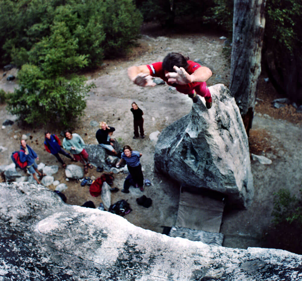 The Speaker Series featuring a History of Rock Climbing in Yosemite Valley continues.