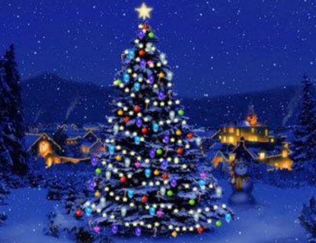 Annual Merry Mountain Christmas Tree Lighting