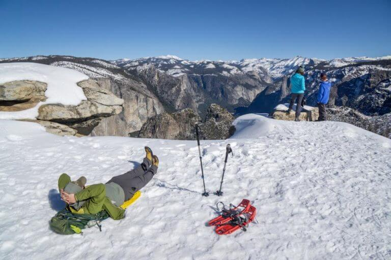 5 Important Tips for Hiking and Backpacking Yosemite in Snow