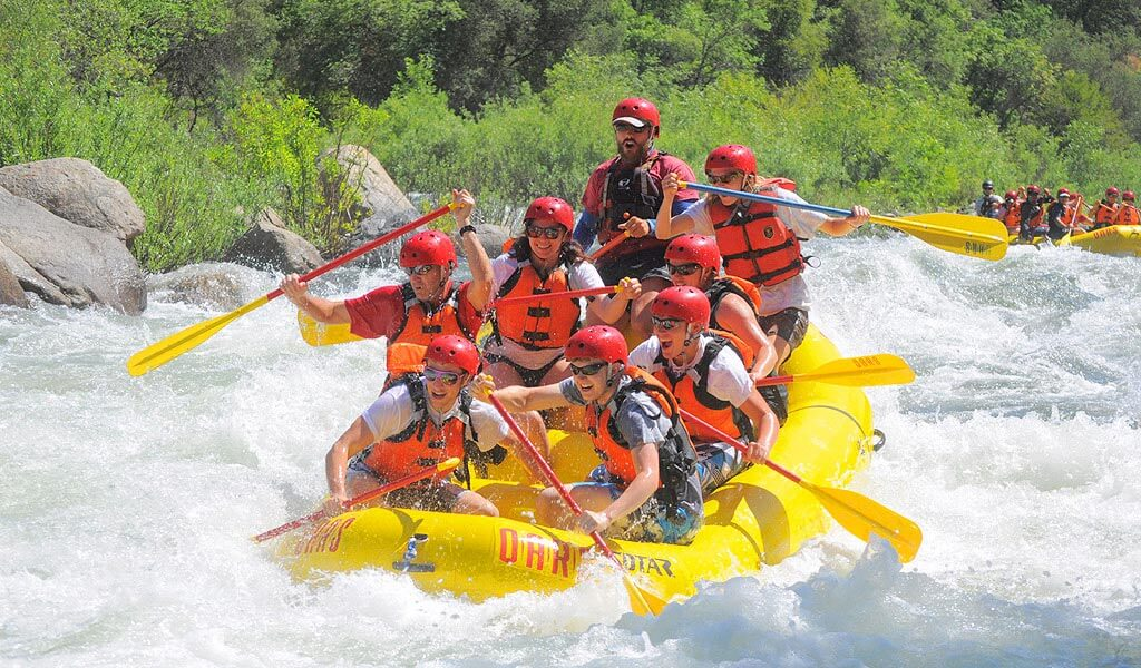 Save 25% on any Merced River trip with OARS - Offer ends May 31