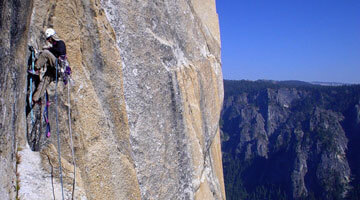 Climbing El Capitan (and Alex Honnold)