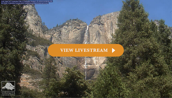 View Yosemite Falls Webcam