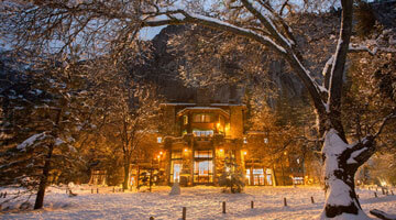 7 Reasons the Best Time to Stay at The Ahwahnee Hotel is Fall & Winter