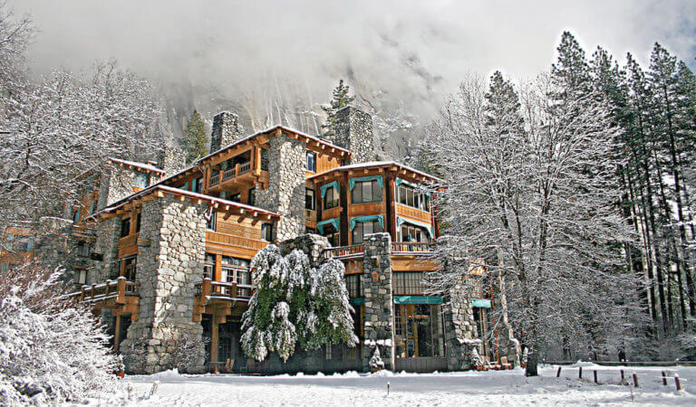 The Ahwahnee Hotel Yosemite, a Historic Lodge