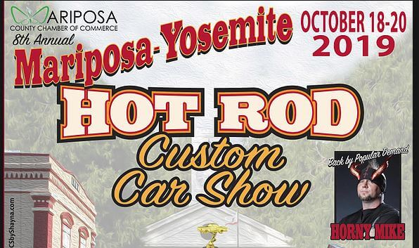 Yosemite-Mariposa Hot Rod and Custom Car Show